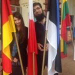 Alexandra z Rumunii i Saad z Pakistanu