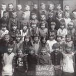 Zdjęcie klasy z 1933 r.