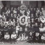Uczniowie w1936 r.