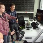 Wizyta w Centrum Nowych Technologii Politechniki Śląskiej