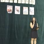 Dr Jolanta Mol na rozpoczęciu roku szkolnego