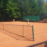 Turniej tenisowy oPuchar Dyrektora