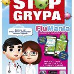 FluMania plakat A2-